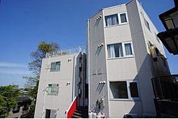 神奈川県秦野市南矢名の賃貸マンションの外観