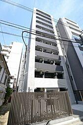 アリシアコート八丁畷[10階]の外観