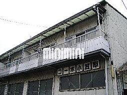 コーポ小笠原[2階]の外観