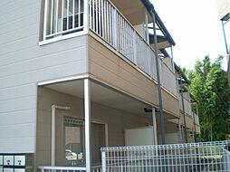 大阪府豊中市春日町3丁目の賃貸アパートの外観