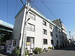 東京都足立区柳原1丁目の賃貸マンションの外観