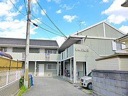 クリスタルパレス西ノ京[2階]の外観