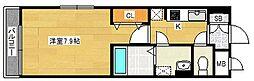 コータコート[3階]の間取り