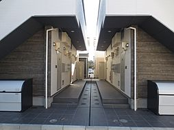 愛知県名古屋市中村区京田町3の賃貸アパートの外観