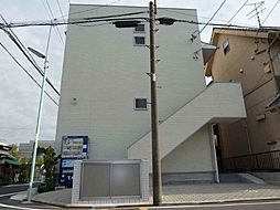 Vaga新富(ベガシントミ)[2階]の外観