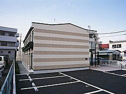 レオパレスリバーウィロウ[2階]の外観