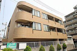 サイレントワンマンション[3階]の外観