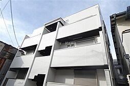 兵庫県神戸市兵庫区笠松通7丁目の賃貸アパートの外観