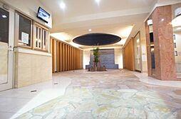 福岡県北九州市小倉北区中津口1の賃貸マンションの外観