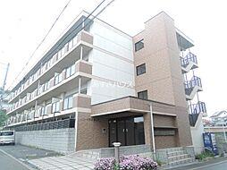 大阪府大阪市住吉区庭井1丁目の賃貸マンションの外観