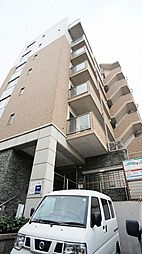 福岡県福岡市中央区古小烏町の賃貸マンションの外観