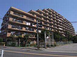 ライオンズマンション西八千代[1階]の外観