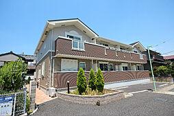 愛知県名古屋市中川区助光2の賃貸アパートの外観