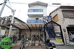 大阪府東大阪市大蓮東3丁目の賃貸マンションの外観