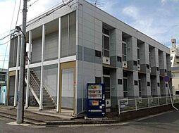 レオパレスホワイトウイングI[1階]の外観