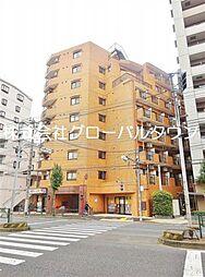 東京都江戸川区西小岩2の賃貸マンションの外観