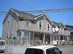 福岡県糟屋郡粕屋町長者原東6丁目の賃貸アパートの外観