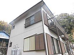 神奈川県横須賀市長浦町3丁目の賃貸アパートの外観