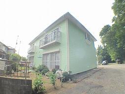 千葉県流山市松ケ丘5の賃貸アパートの外観