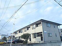 丸正アパート[1階]の外観