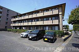 グランドゥール田中[1階]の外観