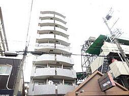 シャンクレール南堀江[4階]の外観