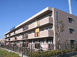 メゾン羽倉崎[1階]の外観