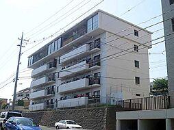 井口台サンハイツ[3階]の外観