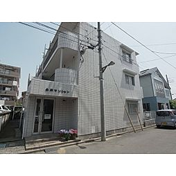 永井マンション[1階]の外観