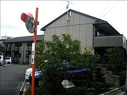 大阪府摂津市鳥飼野々1丁目の賃貸アパートの外観