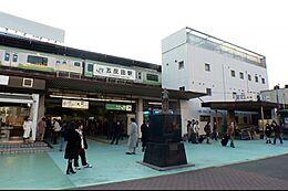 山手線・浅草線・池上線「五反田駅」徒歩12分