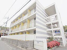 広島県広島市安芸区矢野西5丁目の賃貸アパートの外観