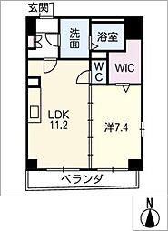 ALTATION[4階]の間取り