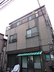 東京都荒川区町屋5丁目の賃貸マンションの外観