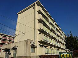 ビレッジハウス下広川 2号棟[1階]の外観