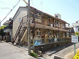 大阪府大阪市平野区喜連西1丁目の賃貸アパートの外観
