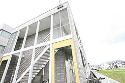 香川県高松市太田下町の賃貸アパートの外観