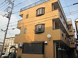 リバーサイド吉川[3階]の外観
