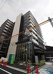 エステムコート難波WEST−SIDEVIIグローブ[3階]の外観