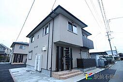 西鉄貝塚線 西鉄新宮駅 徒歩12分の賃貸アパート