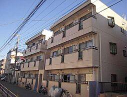 千葉県市川市相之川2の賃貸マンションの外観