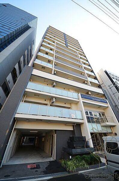 エステムプラザ梅田・中崎町IIIツインマークスノースレジデンス[9階]の外観