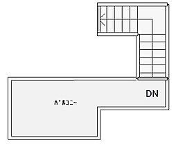 [一戸建] 神奈川県横須賀市上町2丁目 の賃貸【/】の間取り