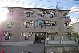 大阪府東大阪市大蓮東2丁目の賃貸マンションの外観