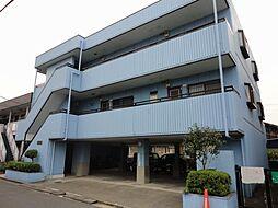 谷塚パークヒルズ[203号室]の外観