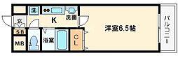 エステムコート新大阪VIIステーションプレミアム[10階]の間取り