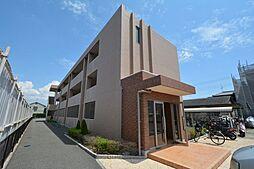 兵庫県伊丹市岩屋1丁目の賃貸マンションの外観