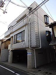 京都府京都市下京区辰巳町の賃貸マンションの外観