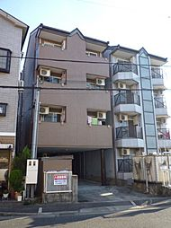 大阪府河内長野市木戸3丁目の賃貸マンションの外観