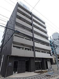 レークス新大阪ウエスト[603号室]の外観